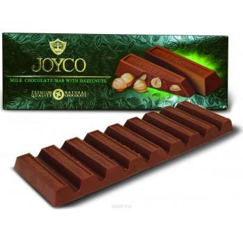 """ Joyco"" Молочный шоколад с фундуком"