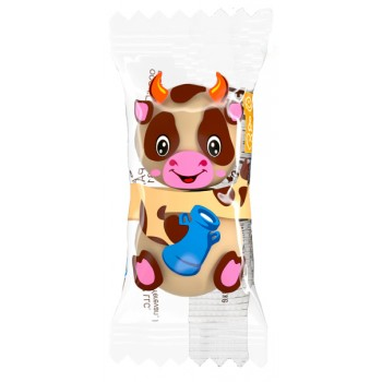 """ Joyco"" Молочно-шоколадное драже коровка"