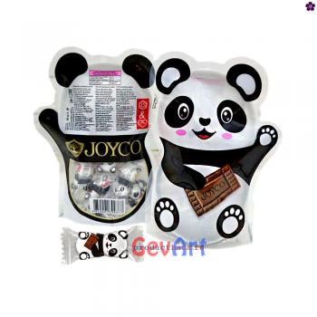 Молочно-шоколадное драже (панда)
