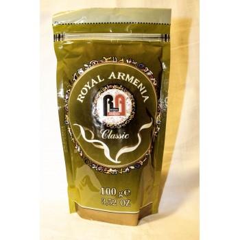 Кофе жареный молотый royal armenia зеленый