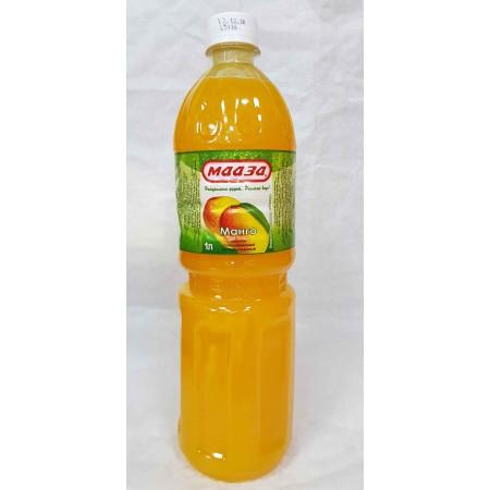 Сок Мааза Манго - купить с доставкой в Домодедово