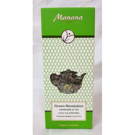 МАНАНА  зеленый чай - купить с доставкой в Домодедово