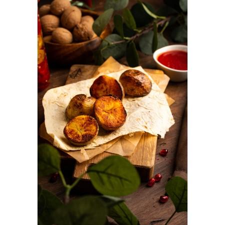 Шашлык из молодого картофеля - купить с доставкой в Домодедово