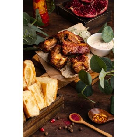 Шашлык свинина рёбра - купить с доставкой в Домодедово