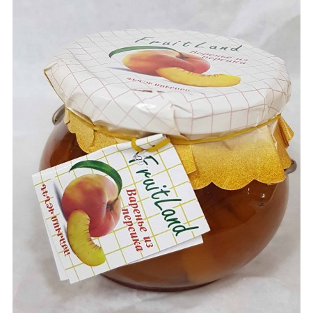 """Варенье из персика """"Фрутленд"""" - купить с доставкой в Домодедово"""