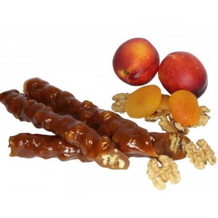 Чурчхела абрикосовая - купить с доставкой в Домодедово