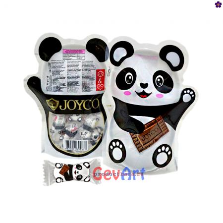 """"""" Joyco"""" Молочно-шоколадное драже (панда)  - купить с доставкой в Домодедово"""
