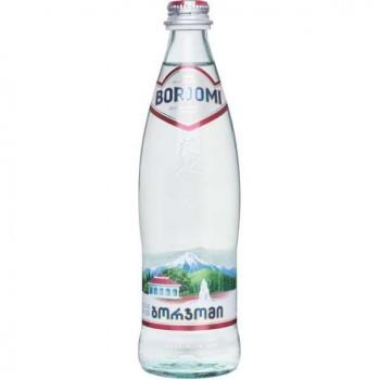 Вода Боржоми стекло, газ
