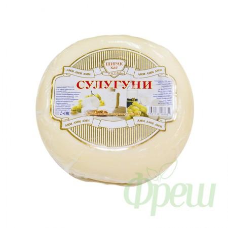 Сырный продукт СУЛУГУНИ - купить с доставкой в Домодедово