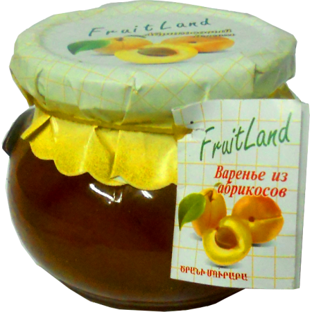 """Варенье из абрикоса """"Фрутленд"""" - купить с доставкой в Домодедово"""